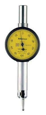 Mitutoyo 513-503t Pocket Type Dial Test Indicator 0.2mm Range 0.002mm