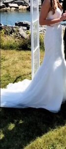 Wedding dress Size 4