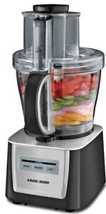 New Black & Decker PowerPro Wide-Mouth Food Processor