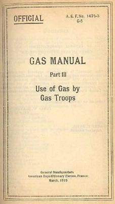 World War I Military Field Manuals