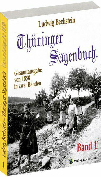 Thüringer Sagenbuch 1