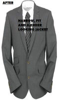 ALTERATIONS ON ALL KINDS OF SUITS