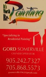 Professional Reliable Residential/Commercial Painter Kawartha Lakes Peterborough Area image 1