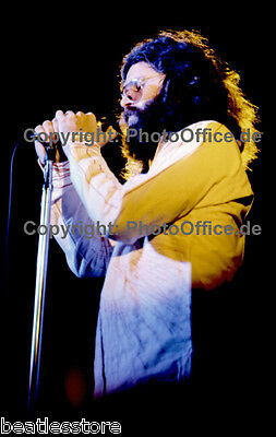 The Doors Jim Morrison in Hollywood 1969, seltenes 30x45cm Konzert Foto Poster