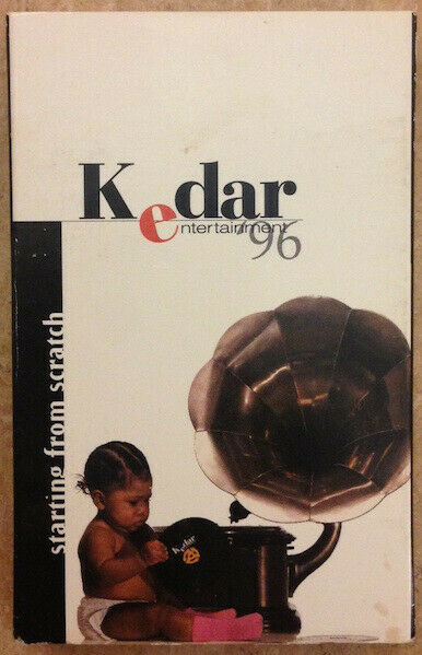 KEDAR ENTERTAINMENT SAMPLER - RARE Sealed 1996 Cassette - Erykah Badu, A , Deja - $9.99