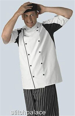 Le Chef Staycool Executive Chefs Jacket Size 2XL fit chest 52-54