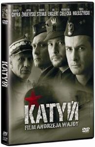 KATYN Andrzej Wajda DVD POLISH POLSKI - Szydlowiec k Radomia, Polska - KATYN Andrzej Wajda DVD POLISH POLSKI - Szydlowiec k Radomia, Polska