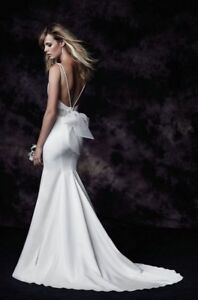 Paloma Blanca Gorgeous Wedding Dress for Sale