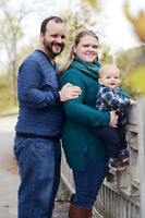 25% off Family Session Photography -- Creative & Affordable