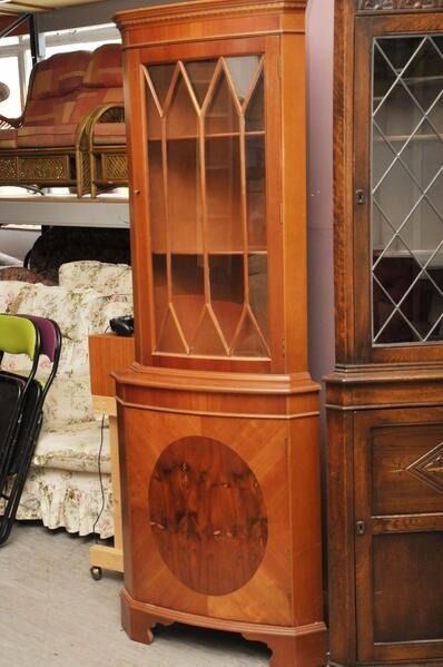 20% OFF ALL ITEMS SALE - Corner Cabinet - Can Deliver For £19