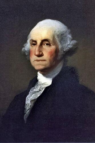 New 5x7 Photo Gilbert Stuart Portrait of President George Washington