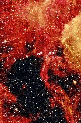 New 5x7 Space Photo: Supernova Star in Magellanic Cloud Galaxy - 1999