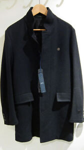 MENS G-STAR RAW CORRECT LINE  BLACK NEO COAT SIZE XL