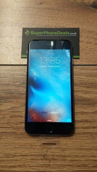 APPLE IPHONE 6S 16GB - UNLOCKED TO ALL NETWORKS -