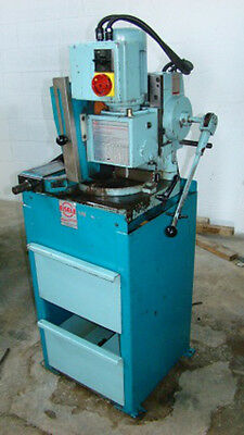 Eisele Model Vms 300 11 Circular Cold Saw