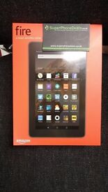 """KINDLE FIRE 7"""" - 8GB - QUAD CORE - WIFI - NEW SEALED (COLOURS BLACK/RED/PURPLE/RED/BLUE)"""