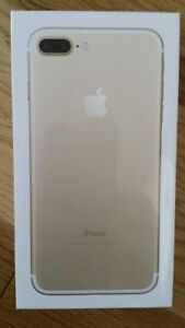 IPHONE 7 PLUS ( Gold-256GB )