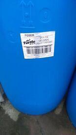 TURTLE WAX LIQUID £50 A DRUM