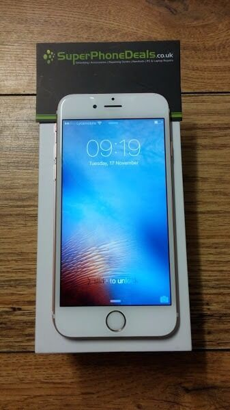 APPLE IPHONE 6S 16GB (ROSE GOLDUNLOCKED TO ALL NETWORKSAPPLE WARRANTY NOV 2016400in Coventry, West MidlandsGumtree - APPLE IPHONE 6S 16GB (ROSE GOLD) UNLOCKED TO ALL NETWORKS APPLE WARRANTY NOV 2016 £400 SOME MARKS ON THE BACK, SCREEN IS IN VERY GOOD CONDITION RECEIPT WILL BE PROVIDED FOR TOTAL PEACE OF MIND TEL 02476 267847