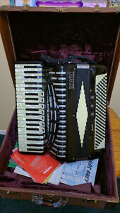 Offers Solicited - Titano 120 Bass Accordion