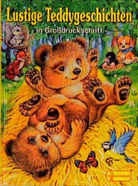 Lustige Teddygeschichten - in Großdruckschrift - Pestalozzi - guter Zustand