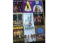 piano music books abba beatles jass blues robbie williams