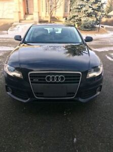 2010 Audi A4 2.0T AWD, LEATHER, NO ACCIDENTS