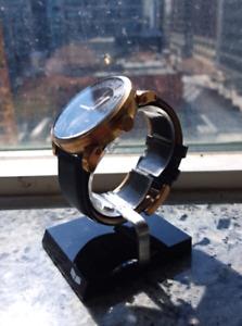 BRAND NEW Vestal Doppler Rose Gold/Black Watch