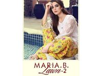 MARIA B LAWN VOL-2 WHOLESALE PAKISTANI CONCEPT SALWAR SUITS IN TEXTILEDEAL.IN