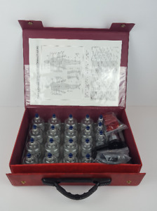 Acupuncture Cupping Set - 19 cups