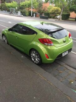 2012 Hyundai Veloster Coupe **12 MONTH WARRANTY** Derrimut Brimbank Area Preview