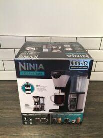 Ninja Coffee Bar Auto-iQ Brewer with Glass Carafe - CF060UK