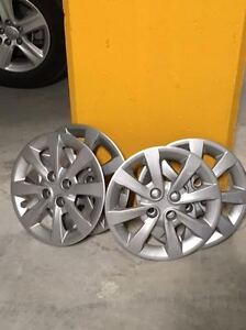 (4) 15 Inch Wheel Covers