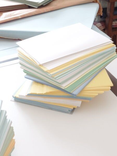 Craft Paper & Card