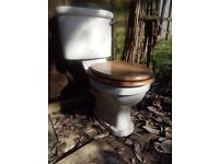 Traditional quality toilet