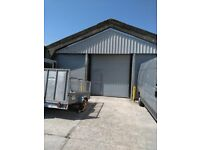 Workshops/Storage Units