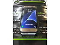 SAMSUNG GALAXY S7 EDGE 32GB - UNLOCKED TO ALL NETWORKS