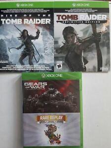Assorted Xbox One games Cambridge Kitchener Area image 1