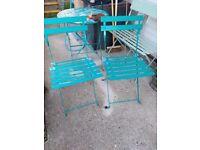 Swap 2 Garden Bistro Chairs