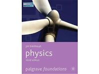 Physics Third Edition - Jim Breithaup