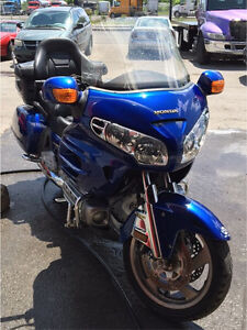 HONDA GOLD WINGS 1800 cc