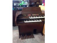 Fully working organ not sure off make