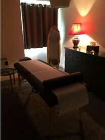 Qualified Male Masseur available in Central Leeds