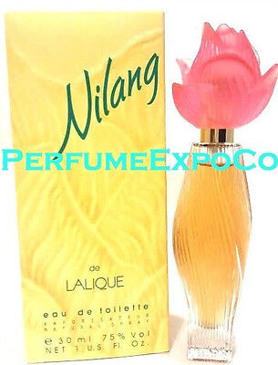 Nilang de Lalique 1oz-30ml Eau de Toilette SPRAY Women *DISCONTINUED* (BJ41