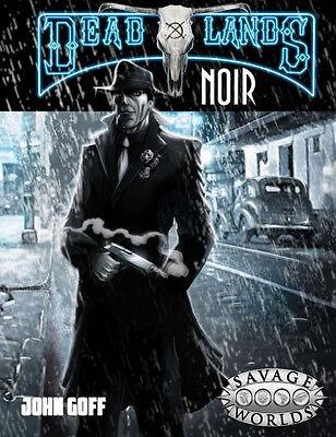 Savage Worlds Deadlands Noir  Core Rule  29 99 Value  Pinnacle Entertainment