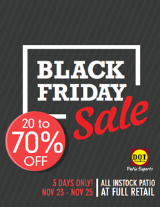 Black Friday Sale, coming soon!!