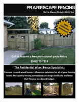 CALL TODAY FOR YOUR FENCE QUOTE