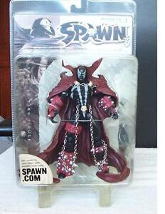 Spawn 3 figure COLLECTOR'S CLUB EXCLUSIVE