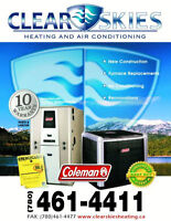 AIR CONDITIONIONG and SERVICE TECHNICIANS for HVAC