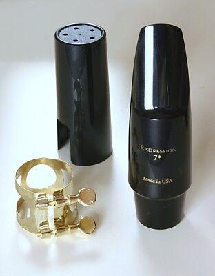 Expression Altsaxophon 5* mit Blattschraube und Kapsel